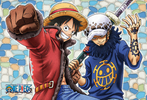 One-Piece-Luffy-Trafalgar-Law
